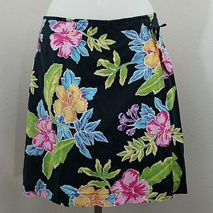 Floral Print Skorts by White Stag